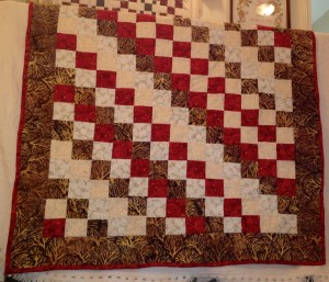 Anna's Quilt - made by Erin M. Klitzke